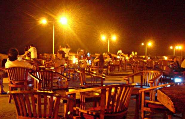 Cafe del Mar di Cartagena