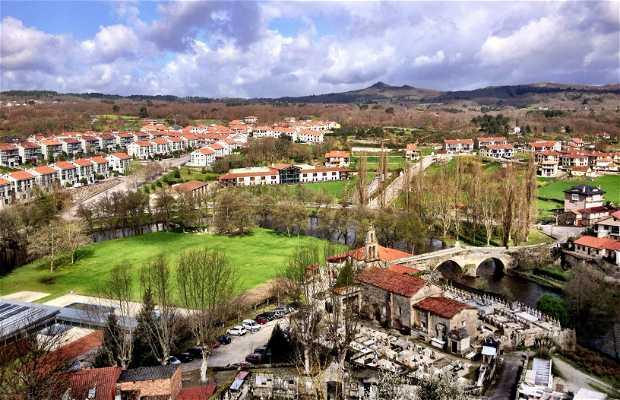 Promenade de la rivière Arnoia
