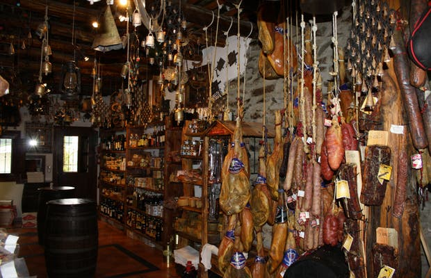 Bodega La Moralea, productos artesanos