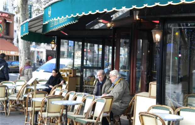 Les Deux Magots Restaurante