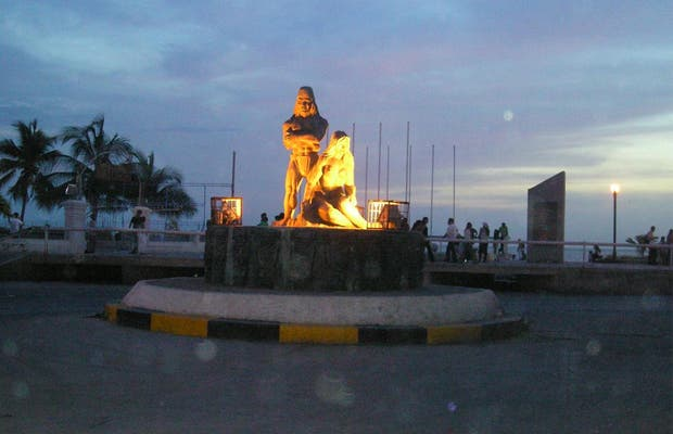 Statue of Tairona Indians
