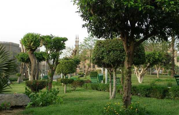 Jardines el Galaa