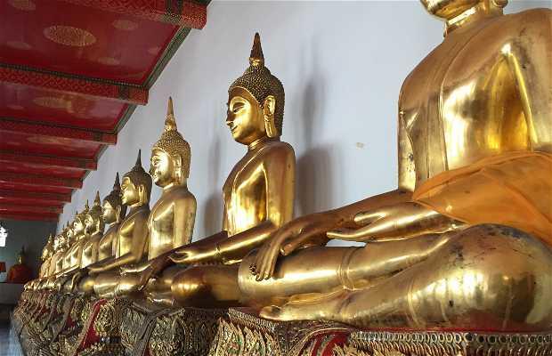 Wat Pho - Templo del Buda Reclinado