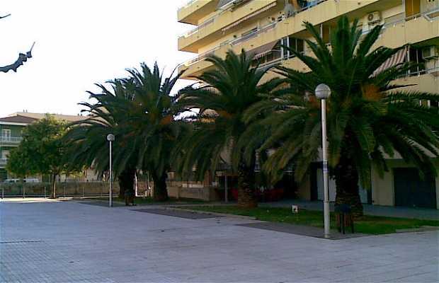Place de Saint Jordi