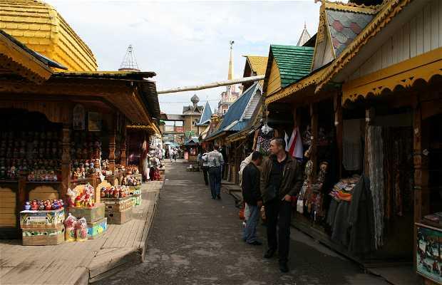 Mercado Izmailovski