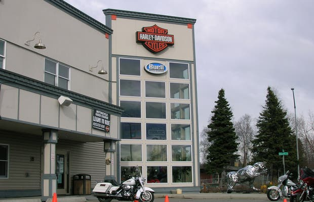 3 Photos Of House Of Harley Davidson