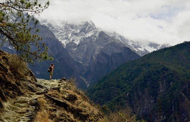 Trekking sul Tiger Leaping Gorge