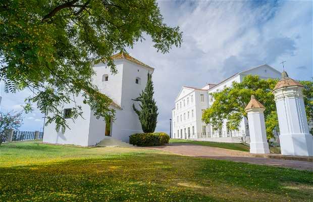 San Roque hermitage