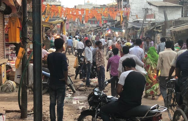 Patna Market