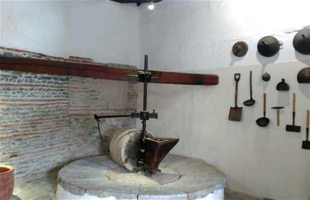 Museo Molino de aceite