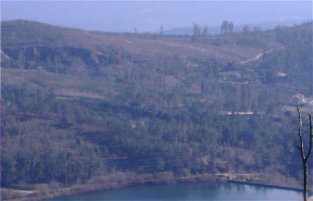 Castrogudín reservoir