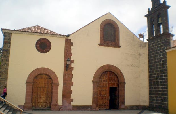 Former convent of Santo Domingo de Guzman