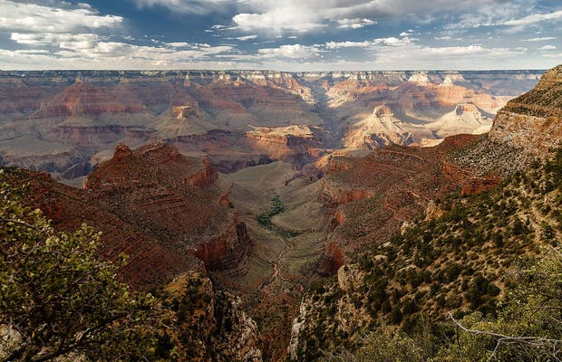 Grand Canyon du Colorado