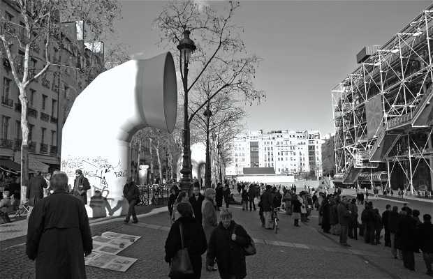 Place Georges-Pompidou