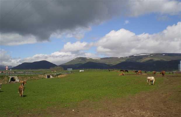 Cordillera del Alto Campoo