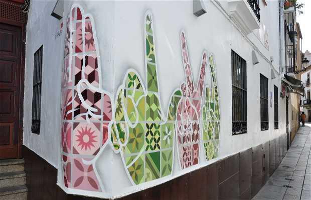 Calle Donoso Cortés