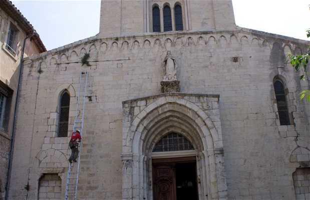 Catedral de Grasse Notre Dame du Puy