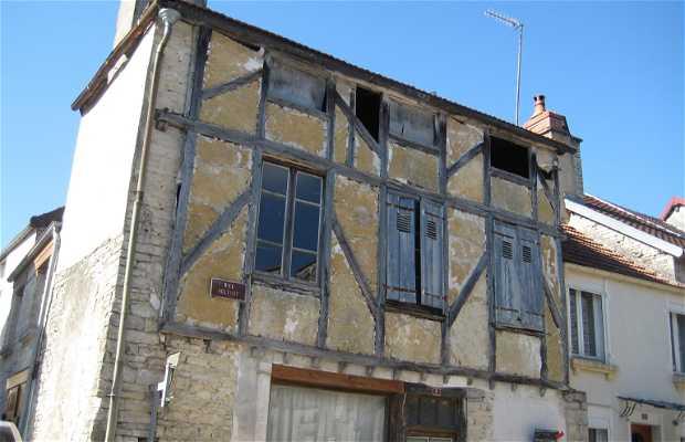 La rue Voltaire