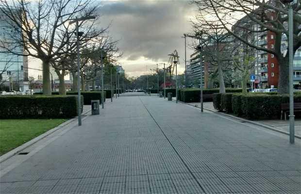 Boulevard Rosario Vera Peñaloza