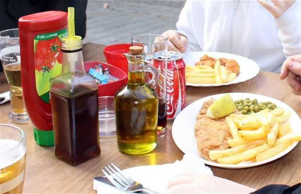 Restaurante Buddies Pasta Casa
