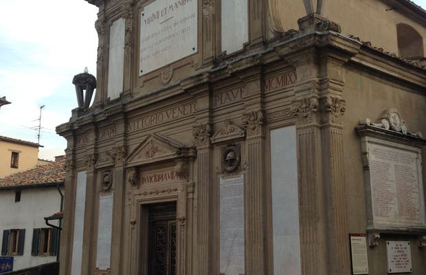 Cappella dei Caduti
