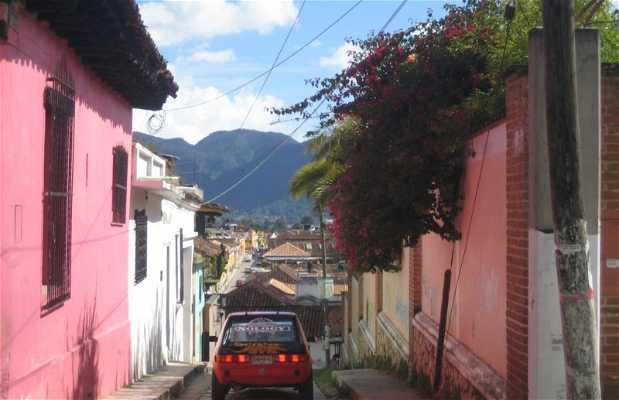 Las calles de San Cristobal