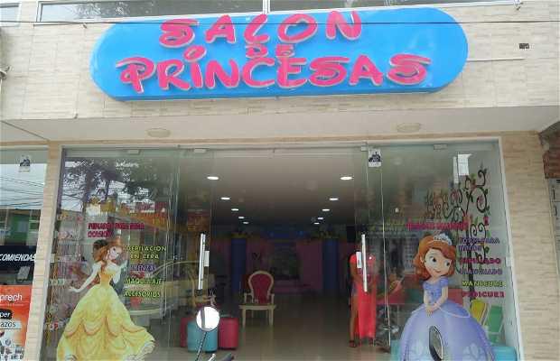Salón de Princesas