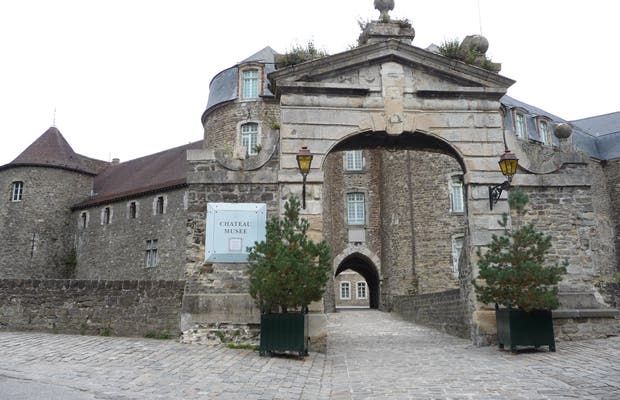 Château musée de Boulogne sur mer