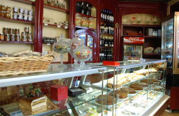 Tiendas de dulces alaricanos