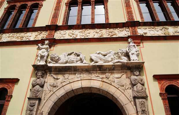 F rstenhof palace a wismar 1 opinioni e 4 foto for I nobili infissi opinioni