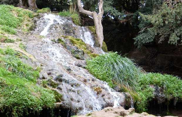 Cascadas Ain Vittel