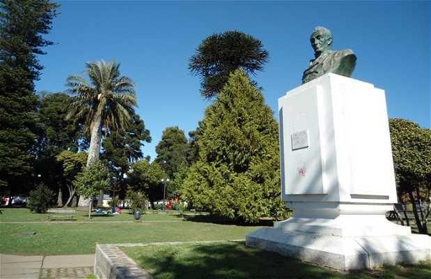 Plaza del Coliseo Municipal