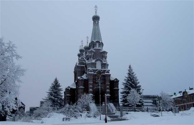 Aleksanterin Kirkko (Iglesia de Alejandro)