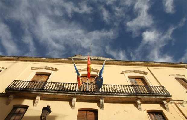 Plaza del Ayuntamiento Bocairent