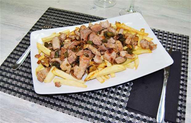 Restaurante A Grella - Parrillada Gallega