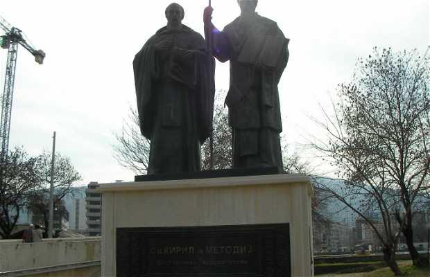 San Cirilo y Metodio