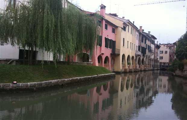 Canale dei Buranelli a Treviso