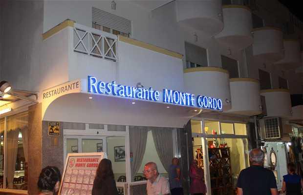 Restaurante Monte Gordo