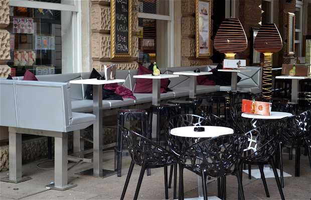 Café literario Filodrammatica