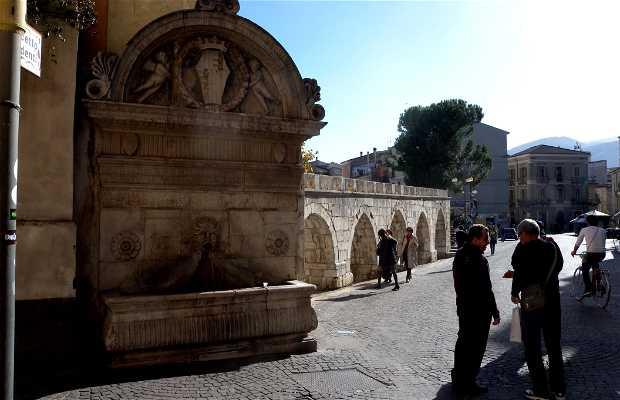 La Fontana del Vecchio