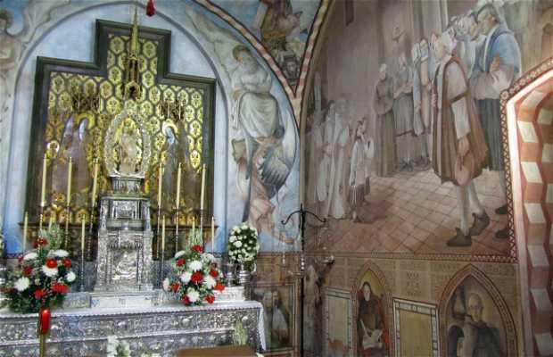 Capilla de Santa María de La Rábida