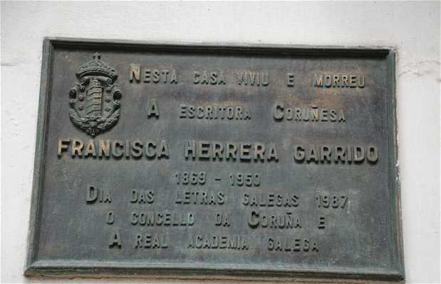Casa de Francisca Herrera Garrido
