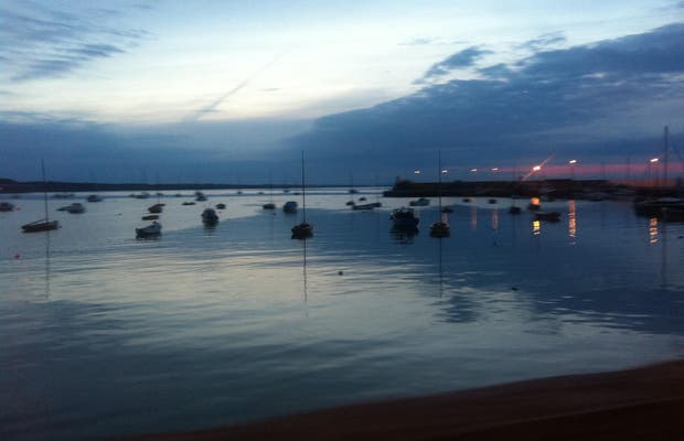 Skerries' Harbour