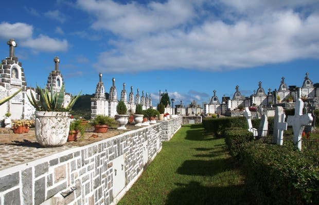 Orio cemetery