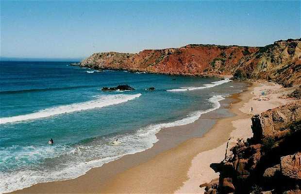 Spiaggia di Amado