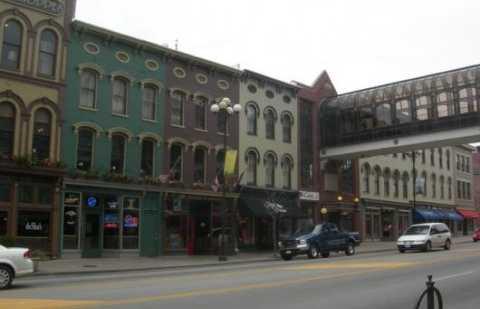 Victorian Square Shoppes