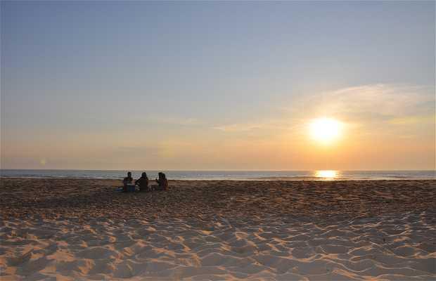 Garonne Beach