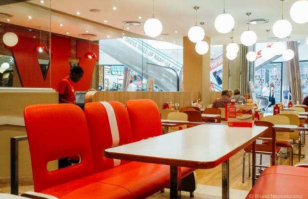 Wimpy - The Grove Mall