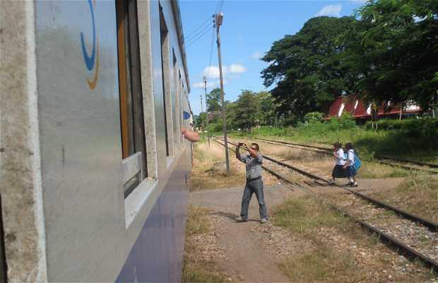 """Dead Railway. """"El tren de la muerte"""""""