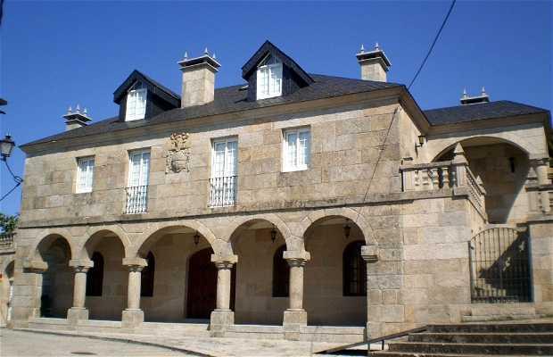 Centro storico di Castro Caldelas